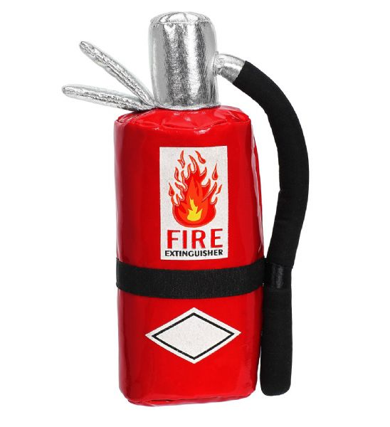 FIRE EXTINGUISHER PURSE Accessory Jobs Firefighters Fancy Dress